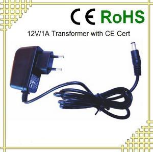 China CE 12V/1A Transformer on sale
