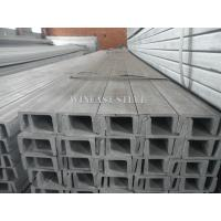Quality Mirror Polish Stainless Steel Channel Bar C Type for Construction for sale