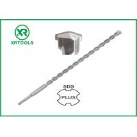 Quality Plus Rotary Hammer SDS Drill Bits For Brick U Flute Type Sand Blasted Surface for sale