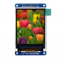 China Full View Panel LCD Driver Board Smart Electronics 2.0 Inch 240 X 320 350cd/m² Brightness on sale