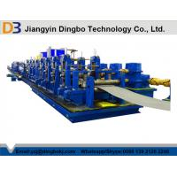 Quality DB219 HF Straight Seam Welded Tube Mill Line , Metal Tube & Rolling Mills for sale