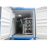 Quality RO UV Water Purifier Water Filter RO Containerized Water Treatment Plant for sale