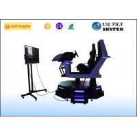 Quality 9D Seat Racing Chair VR Racing Simulator No Noise With Free Car Games for sale