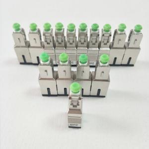 China SC APC Fiber Optic Attenuators / Male And Female Fixed Single Mode Fiber Attenuator on sale