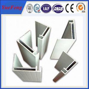 Aluminium profiles for solar frame , Anodized aluminium extrusion profile for solar