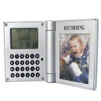 Buy cheap Recording Photo Frame with Calendar Display and Calculator product