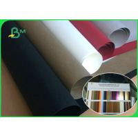 China Double Smooth Side Washable Kraft Paper Fabric In Roll Packing OEM Available on sale