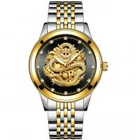 Quality Luxury Automatic mechanical Gold watch with the Eagle 9006 for sale