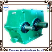 Quality 750 - 3000rpm Input Speed Helical Gear Reducer Gear Box For Heavy Equipment for sale