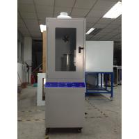 Quality LOI Automatic Fire Testing Equipment , Oxygen Index Test ISO4589-2 Standard for sale
