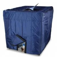 Buy Weather Proof IBC Container Covers Coated Polyester Material IBC Cover at wholesale prices