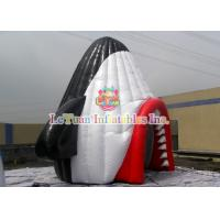 Buy cheap Durable Airtight Tent , Colorful Inflatable Party Tent With Shark Mouth product