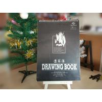 China Customized Cover Artist Paint Pad Sketch Drawing Paper Sketchbook 100gsm 60 sheets on sale