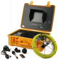 """20M 7""""LCD Sewer Waterproof Camera Pipe Pipeline Drain Inspection camera"""