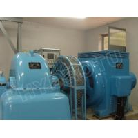 China 100KW--2000 KW Impulse Turbine / Horizontal Turgo Hydro Turbine / water turbine for Hydropower Station on sale