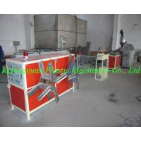 Buy cheap KFY factory price customized single wall corrugated pipe extruding machine made in China product
