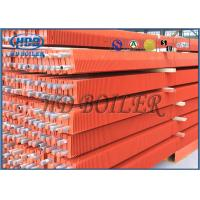 Buy cheap Boiler finned tube painted red exported middle east area high efficiency ASME standard third party inspection product