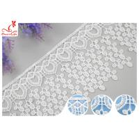 Buy cheap Fashion Water Soluble Guipure Cotton Lace Pollution - Free Breathable from wholesalers