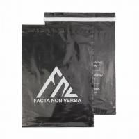 Quality White poly mailers 18x21,China security bag, matte black shipping bag, polymailers,blue postal bags for sale