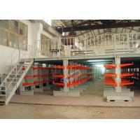 Quality Supply Chain 800 mm Length Cantilever Storage Racks 100 Kg Upright Load for sale