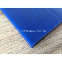 China Conveyor Skirting Rubber PU Strips Wear - resistant Polyurethane Skirt Fire Resistent PU Skirt Sealing on sale