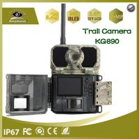 Quality 16MP 1080P hd digital video camera for hunting mms 3G trail camera for sale