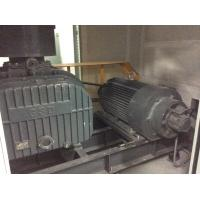 China High Capacity Three Lobe Roots Blower 1450rpm For Waste Water Treatment Plant on sale