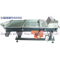 China Stainless Steel  Horizontal Vibrating Screen , Powder Granule Vibrating Sieve Machine on sale