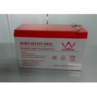 China Maintenance Free UPS Battery Replacement 7.5ah Sealed Lead Acid Rechargeable Battery on sale