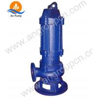 Quality high efficiency non-blocking sludge pond pump for sale