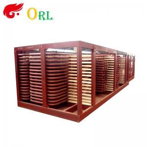 Quality CFB Heat Exchanger Boiler Ionic , Boiler Header ORL Power ASTM Certification for sale