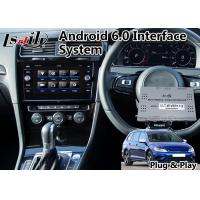 Quality Android Multimedia Interface for 2017-2019 Volkswagen Golf R Estate for sale