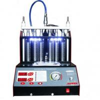Quality CT200 Testing Fuel Injector Cleaning Machine , Petrol Injector Cleaner Machine for sale