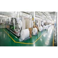 Quality GM-082 Wet Wipes Production Line Touch Screen Operation L8.15m * W1.55m * H2.00m Size for sale