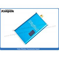 Quality Lightweight FPV Video Transmitter and Receiver Mini Wireless Video Sender with 1.2Ghz 5000mW for sale