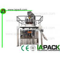 China Multihead Weighing Machine Premade Pouch Packing Machine on sale