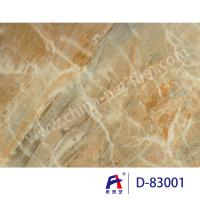 Buy cheap The limestone PVC  Coating  Film  0.12-0.16mm thickness PVC Decorative Film from wholesalers