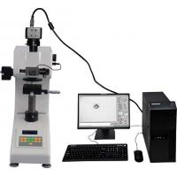 Quality USB Camera Automatic Turret Micro Hardness Testing Machine with Vickers Knoop Software for sale