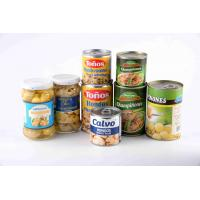 Quality Salty Delicious Canned Whole Mushrooms High Temperature Sterilization for sale