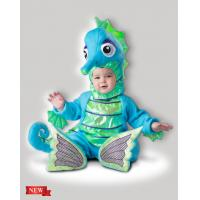 China Blue Green Infant Baby Costumes Silly Seahorse 6084 for Party on sale