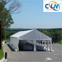 China Fire Retardant Outdoor PVC Tent Fabric For Camping , Military Use on sale