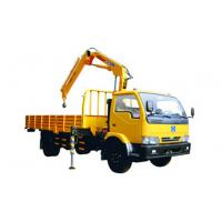 Durable Hydraulic Arm Knuckle Boom Truck Mounted Crane With CE Certification