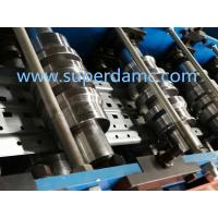 Quality Superda 90mm blue steel display shelf beam roll forming machine for sale for sale