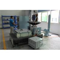 Buy cheap ISO/TS 16949 , SAE and Other Standards Electromagnetic Shaker Vibration Test System product