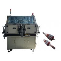 Quality Blower condenser motor armature winding machine Automatic double flyer winder WIND-STR for sale
