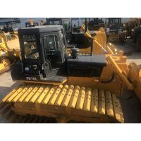 Quality 120kw Engine Used SHANTUI Bulldozer Excellent Condition 5262 * 4150 * 3074mm for sale