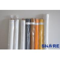 Quality White / Orange Polyester Screen Mesh DPP10T-DPP180T For Agricultural Irrigation Sieving and Filtration for sale