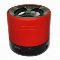 Quality USB Mini Speaker for Bluetooth with Music Player Function for sale