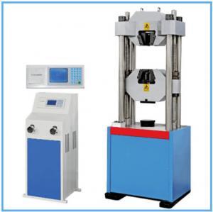 China GRP (Glass Fiber Reinforced) Pipe Tensile Tension Testing Machine , Digital Display Hydraulic Universal Testing Machine on sale