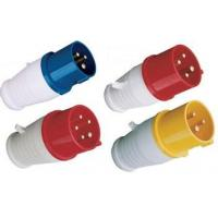 Buy cheap Industrial extension cord with CE certification up to 16A 110V IEC 60309 plug and industrial connector. from wholesalers